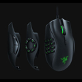 Picture of Miš Razer Naga Trinity Multi-color Wired MMO Gaming Mouse FRML RZ01-02410100-R3M1