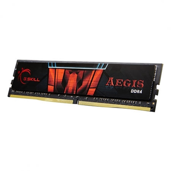 Picture of G.SKILL (1X4GB) DDR4 2400Mhz F4-2400C17S-4GIS  AEGIS