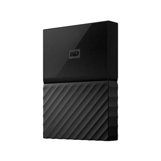 Picture of EXT.HDD 2TB, ,WDBS4B0020BBK-WESN BLACK  My Passport 2TB, 2TB, USB 3.0, 8 MB, 5.400 rpm,