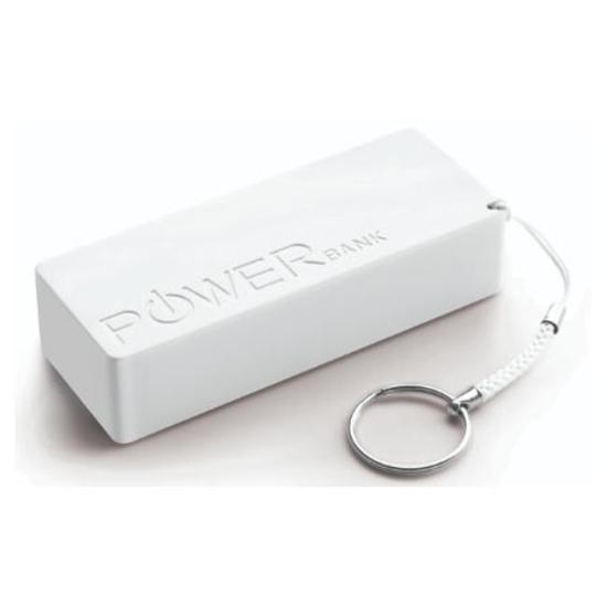 Picture of PowerBank EXTREME QUARK XL, 5000 mAh white, XMP102W