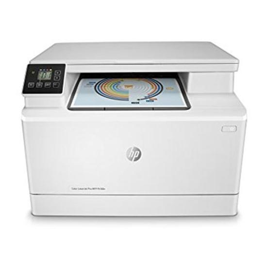 Picture of Printer HP Color LaserJet M180n print/scan/copy 16 str/min  LAN+USB T6B70A