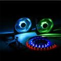 Picture of Sharkoon PACELIGHT RGB Illumination set LED traka + 2x Ventilator 120mm