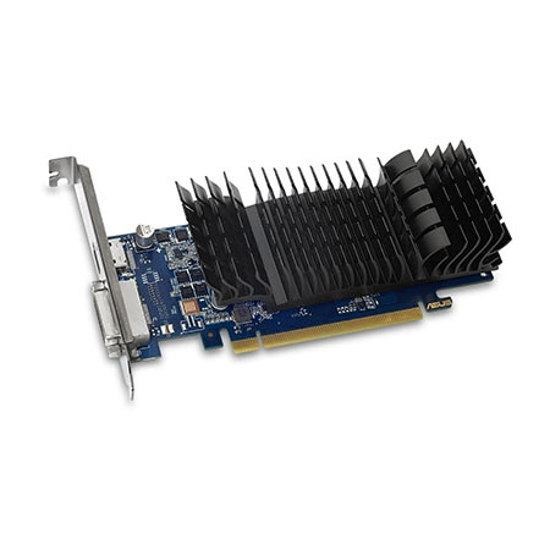 Picture of ASUS VGA GT1030-SL-2G-BRK NVIDIA GeForce GT 1030 2GB GDDR5 64bit;DVI,HDMI;low profile