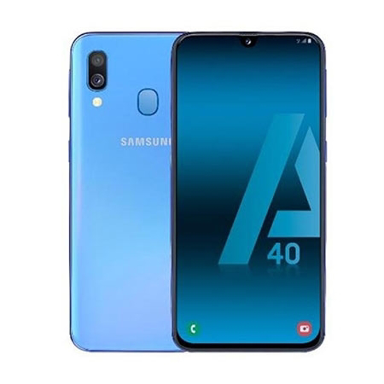 Picture of Mobitel Samsung Galaxy A40 SM-A405FZBDSEE Dual Sim blue