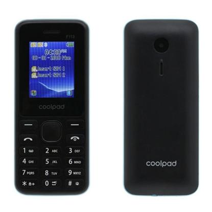 Slika od Mobitel COOLPAD F113 crni/crveni