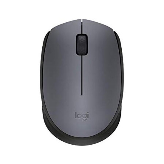 Picture of Miš LOGITECH M170, wireless, black gray, 910-004642
