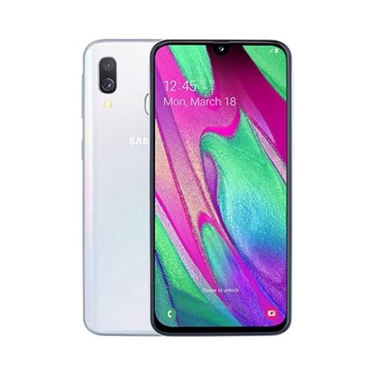 Picture of Mobitel Samsung Galaxy A40 SM-A405FZWDSEE Dual Sim bijela