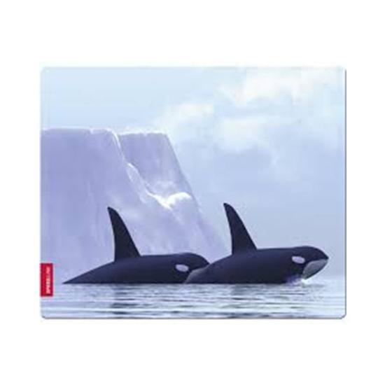 Picture of Podloga za miš SPEEDLINK SILK Mousepad, Orca, SL-6242-ORCA