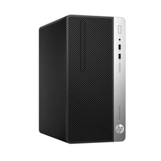 Picture of HP ProDesk 400 G4 MT PC 1JJ86EA Core i3-7100 RAM 4GB HDD 1TB DVDRW TAST+MIŠ FreeDOS