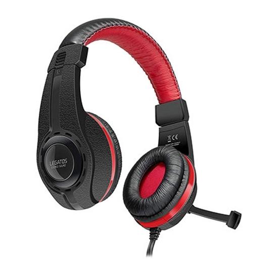 Picture of Slušalice sa mikrofonom SPEEDLINK LEGATOS za PS4 Stereo Gaming, black, SL-450302-BK