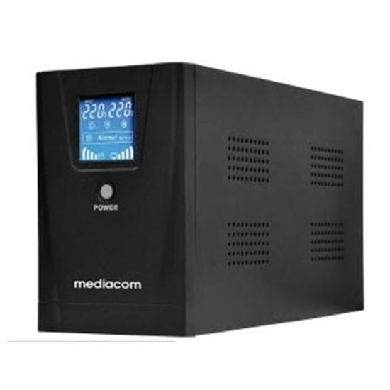 Picture of MEDIACOM UPS M-UPS1051D 1000 VA