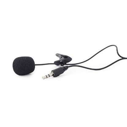 Slika od Clip-on mikrofon GEMBIRD MIC-C-01
