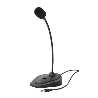 Slika od Mikrofon GEMBIRD MIC-D-01, High performance recording, black