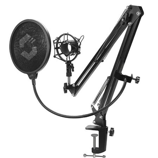 Picture of Stalak za mikrofon SPEEDLINK VOLITY, Streaming Accessory Set, SL-800011-BK