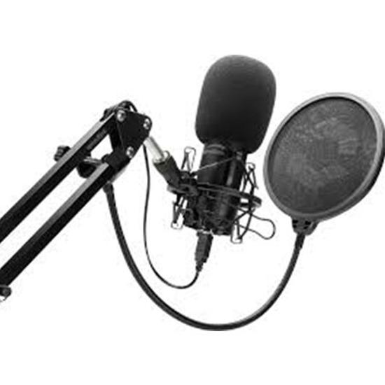 Picture of Stalak i mikrofon SPEEDLINK VOLITY READY, Streaming Accessory Set, SL-800010-BK