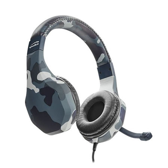 Picture of Slušalice sa mikrofonom SPEEDLINK RAIDOR za PS4 Stereo Gaming, blue, SL-450303-BE