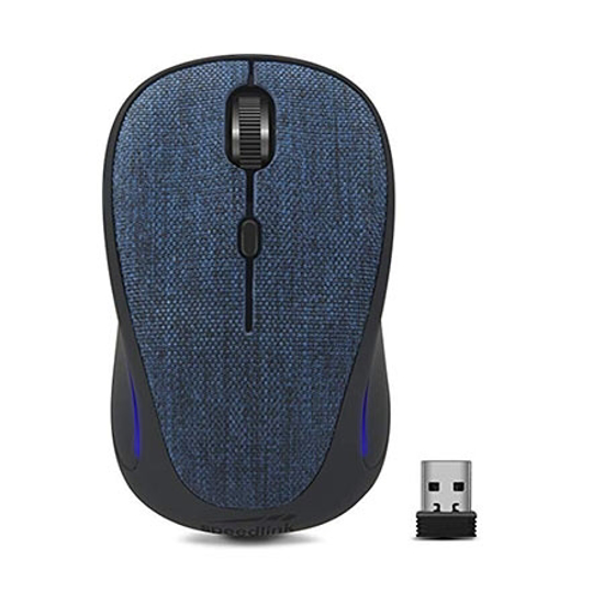Picture of Miš tekstilni SPEEDLINK CIUS Mouse Wireless blue USB SL-630014-BE