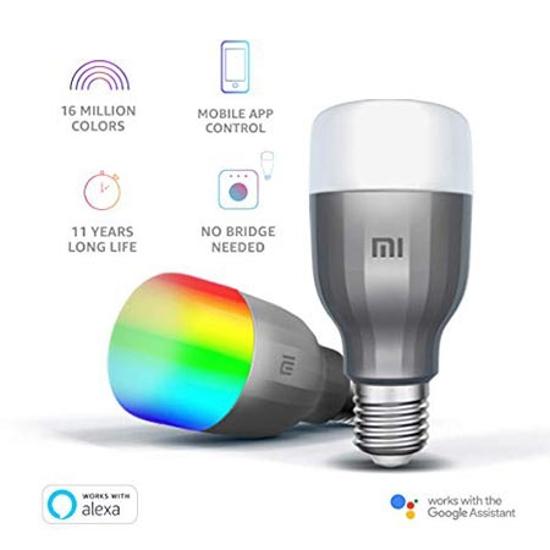Picture of Xiaomi Yeelight Color Bulb-EU Version DP0060W0EL1
