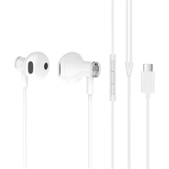 Picture of Slušalice sa mikrofonom Xiaomi Mi Dual Driver Earphones White Type-C ZBW4434TY, White