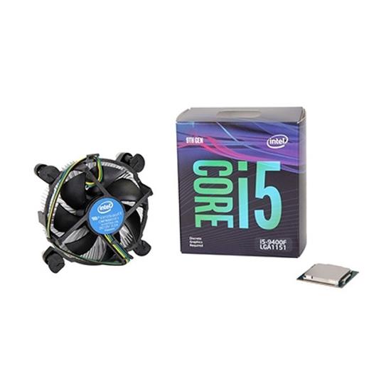 Picture of CPU Intel Core i5-9400F Processor 2.90GHz 9MB L3 LGA1151 BOX,bez grafike