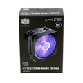 Picture of CPU hladnjak Cooler Master Hyper 212s RGB, Black Edition, RR-212S-20PC-R1