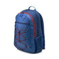 "Picture of HP ruksak do 15,6"" Active Backpack, blue/red, 1MR61AA"