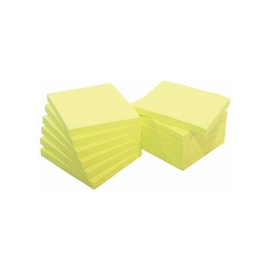 Picture of TTO SAMOLJEPLJIVI BLOK 75X75 mm 400 lista pastel 1/1,TTO 405021