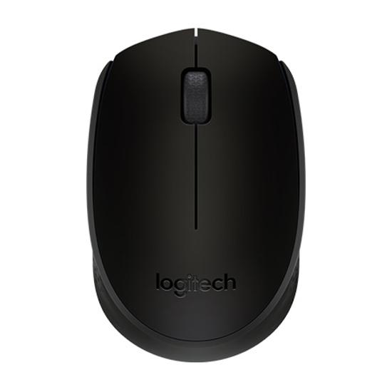 Picture of Miš LOGITECH M171, wireless, black, 910-004424