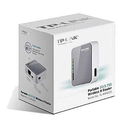 Slika od ROUTER TP-Link TL-MR3020 Portable 3G/4G Wireless N ,300Mbps