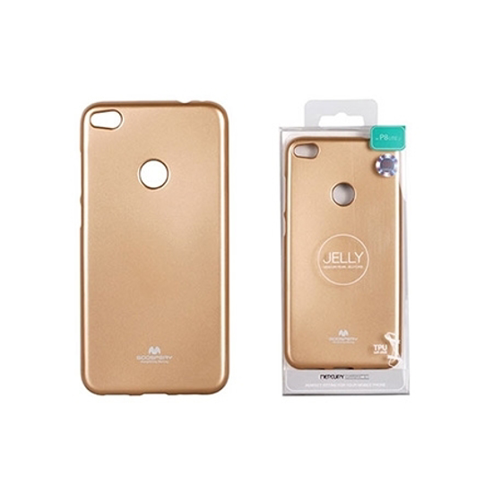 Picture of Zaštitna futrola Mercury i-Jelly metal case Xiaomi REDMI 4X GOLD