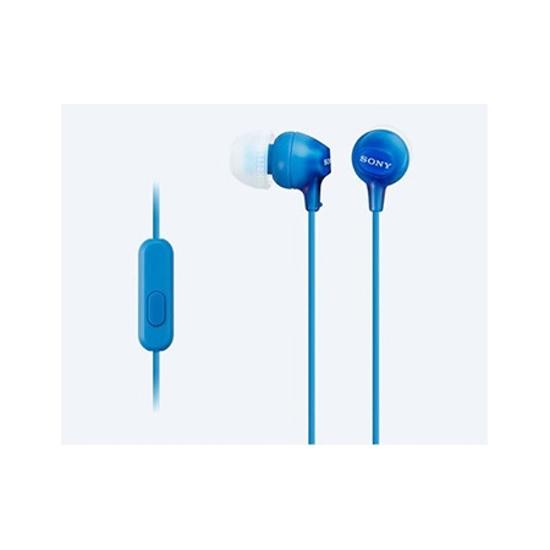 Picture of Sony slušalice EX-15 plave MDREX15APLI.CE7