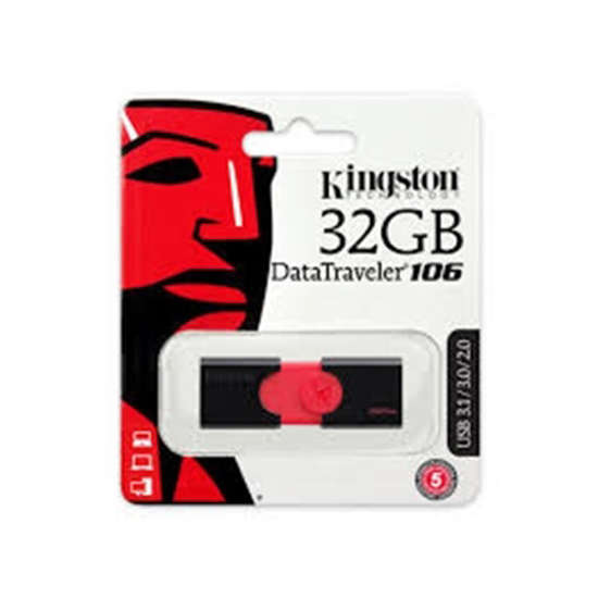 Picture of USB Memory stick, 32 GB,USB3.0 Kingston DT106/32GB