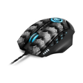 Picture of Miš SHARKOON gaming Drakonia II Black Mouse 15000 dpi, 12 buttons, USB
