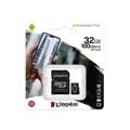 Picture of Micro SD card Kingston 32 GB SDHC  SDCS2/32GB  Class10 Canvas Select Plus SD adapter;100MBs Read,Class 10 UHS-I