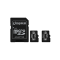 Picture of Micro SD card Kingston 16 GB SDHC  SDCS2/16GB-2P1A Dual Class 10,Canvas Select Plus Dual Pack (2x16GB),SD adapter