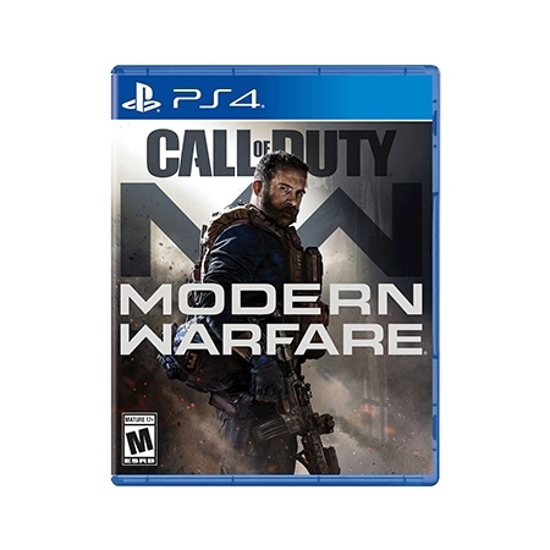 Picture of Call of Duty Modern Warfare PS4