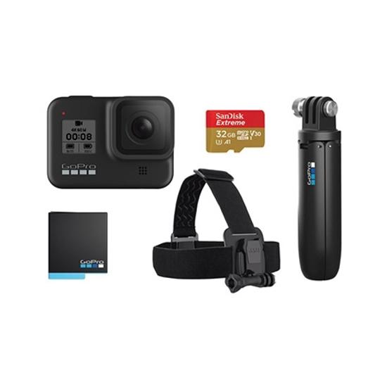 Picture of GoPro kamera HERO8 Black bundle 2019 CHDRB-801