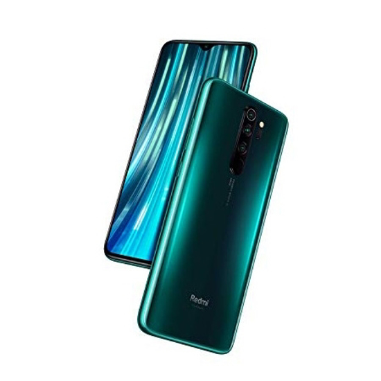 Picture of Mobitel XIAOMI Redmi Note 8 Pro Dual Sim 128GB 6GB Green