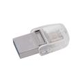 Picture of USB Memory stick DTDUO3C/32GB microDuo 3C 32GB USB Type-A and USB Type-C port 100MB/s read, 15MB/s write