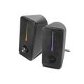 Picture of Zvučnici 2.0 SPEEDLINK BADOUR Stereo Speaker, black SL-810006-BK