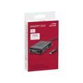 Picture of Card-reader SPEEDLINK SNAPPY EVO Card Reader All-in-One, USB-C, black, type-C, SL-150200-BK