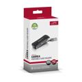 Picture of Card-reader SPEEDLINK CARREA Portable Card Reader, black USB2.0, SL-150001-BK