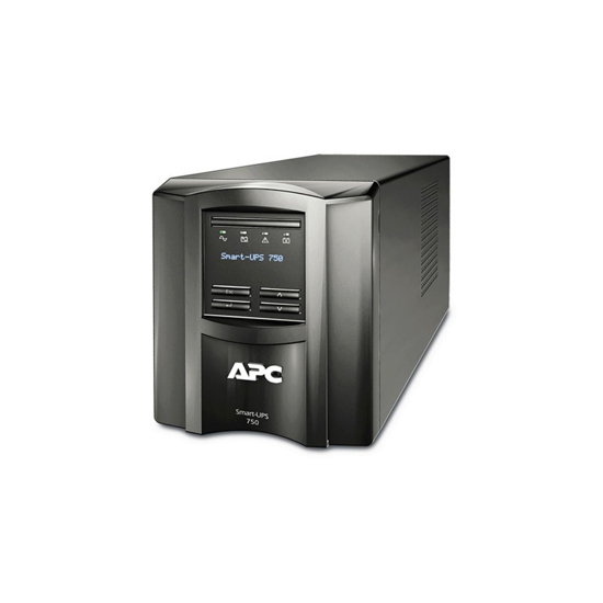 Picture of UPS APC 750VA/500W LCD SMT750IC SmartConnect