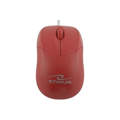 Picture of Miš TITANUM 3D OPTICAL MOUSE USB red, TM109R
