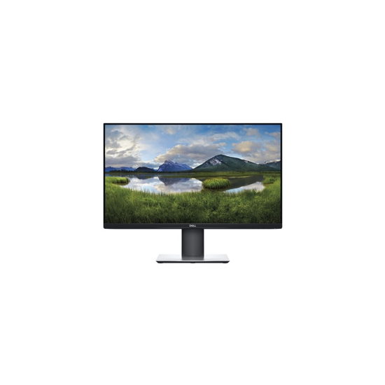 """Picture of Professional P2719H, 27"""" (16:9), IPS LED backlit, AG, 1920x1080, 1000:1, 300 cd/m2, 5 ms, height-adjust., DP, HDMI, VGA, USB, 3Yr, P2719H-56"""