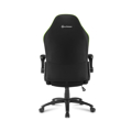 Picture of Stolica SHARKOON Elbrus 1 Gaming bk/gn, black/green