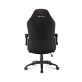 Picture of Stolica SHARKOON Elbrus 1 Gaming bk/rd, black/red
