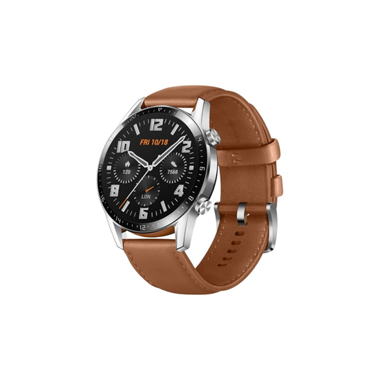 Picture of Pametni sat Huawei Watch GT 2 46mm Classic Leather Brown