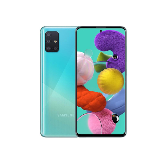 Picture of Mobitel Samsung Galaxy A71 SM-A715FZBUSEE Dual Sim Plavi