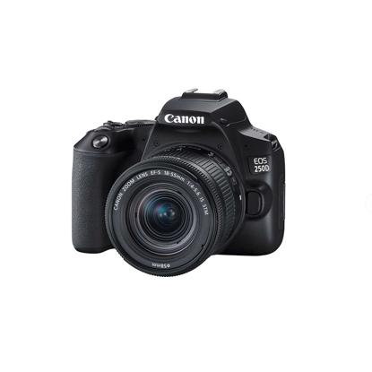 Slika od Fotoaparat Canon  EOS250D+ objektiv 18-55IS Black